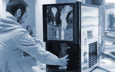 Immer frisch und regional – Milch aus Pegau