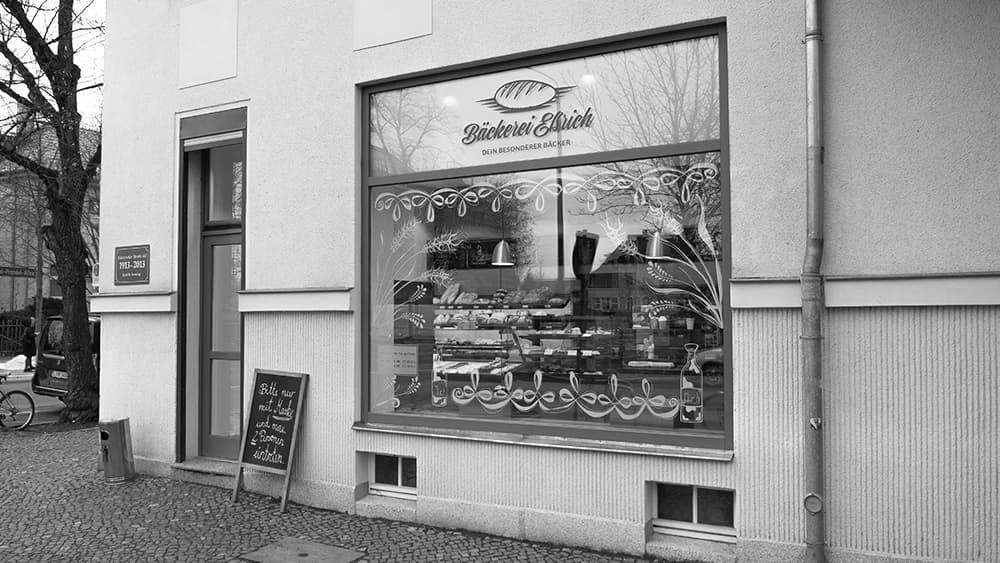 Bäckerei Eßrich Naunhofer Straße Leipzig