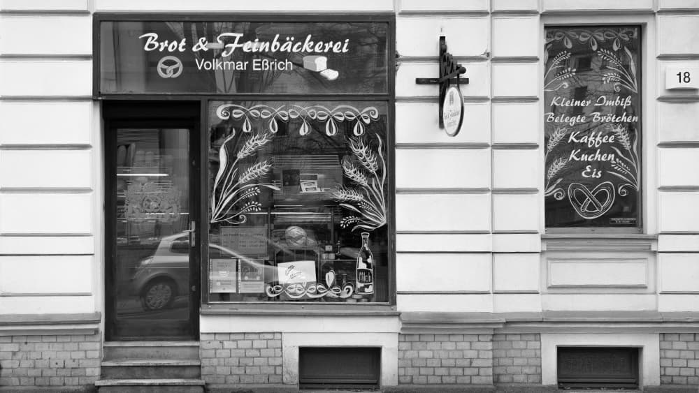 Bäckerei Eßrich Oststraße Leipzig